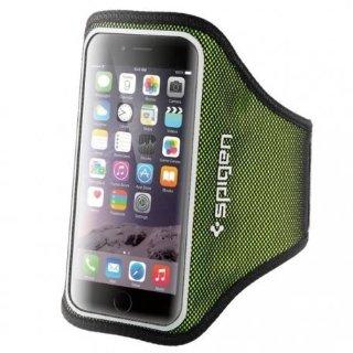 Fascia Braccio, Spigen® Braccio Sportiva Universale per Jogging / Palestra / Running con Cinturino per iPhone SE / 5S / 5 / 6 / 6S / Galaxy S7 Fascia da Braccio (SGP11198)