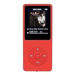 AGPTek A02 IL lettore MP3 8 GB schermo 1,8