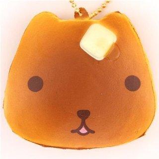 ciondolo squishy panino Kapibarasan per cellulare