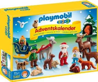 Recensioni dei clienti per PLAYMOBIL 5497 - Calendario 1.2.3 Waldweihnacht | tripparia.it