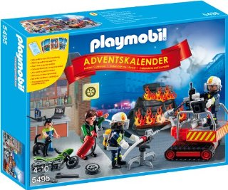 Playmobil 5495 - Calendario Dell'Avvento