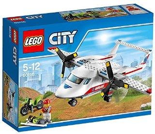 Recensioni dei clienti per Lego City 60116 - velivoli di soccorso, edilizia e costruzioni giocattoli | tripparia.it