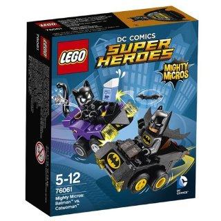 76061 Super Heroes 65533; Mighty Micros: Batman Contro Catwoman