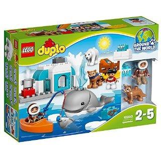 Recensioni dei clienti per LEGO Duplo 10803 - Arctic | tripparia.it