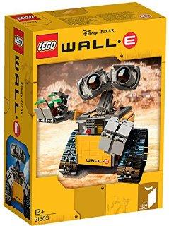Lego - 21303 Personaggio Wall-E