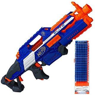 Recensioni dei clienti per Hasbro Nerf A3901E35 - N-Strike Elite Rapid Strike, Toy Blaster | tripparia.it