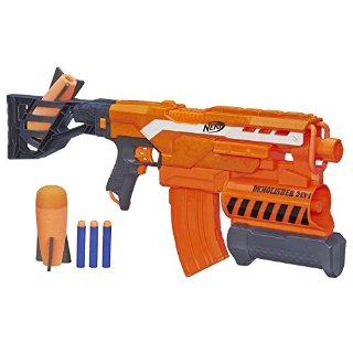 Nerf Elite - Demolisher 2 in 1