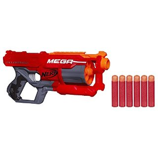 Recensioni dei clienti per Hasbro Nerf A9353EU4 - N-Strike Elite MEGA Cyclone Shock, Toy Blaster   tripparia.it