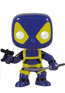 Funko POP Marvel Figurina Deadpool Ex...