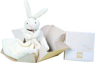 Recensioni dei clienti per Doudou et Compagnie Coniglio Fiore Box Handkerchief | tripparia.it