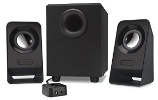 Logitech Z213 Multimedia Speakers 2.1, Nero/Antracite