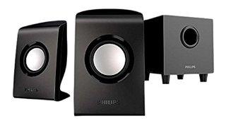 Recensioni dei clienti per Philips SPA1330 / 12 altoparlanti del PC 2.1 (20 watt RMS, sistema bass reflex, 3.5mm jack, USB 2.0) Nero | tripparia.it