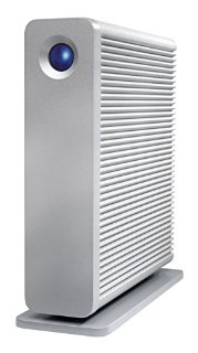 LaCie 301549EK 3TB d2 Quadra USB 3.0 FireWire 800 | USB 3.0 | USB 2.0 | eSATA 3Gb/s