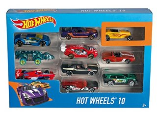Recensioni dei clienti per Mattel Hot Wheels 54886 10 dono set, colori assortiti | tripparia.it