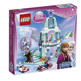 Recensioni dei clienti per Lego 41062 - scintillante palazzo di ghiaccio di Disney Princess Elsa | tripparia.it