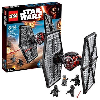 LEGO - Star Wars 75101 First Order Special Forces Tie Fighter