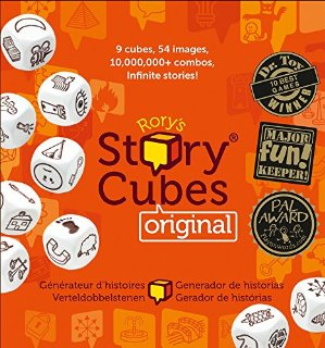 The Creativity Hub - Story Cubes Original