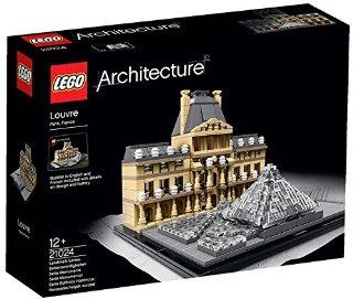 Lego - 21024 Architecture: Louvre