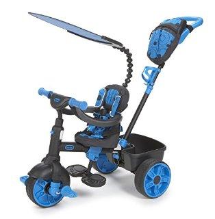 Recensioni dei clienti per Little Tikes 634338E4 - Triciclo per i bambini, il nero / colore blu | tripparia.it