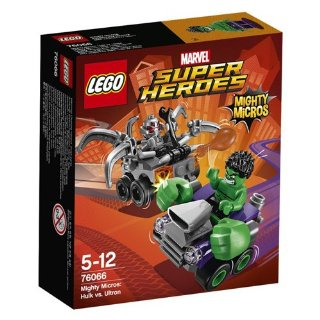 76066 Super Heroes 65533; Mighty Micros: Hulk Contro Ultron