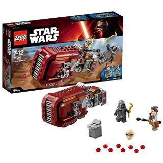 Recensioni dei clienti per LEGO 75099 - Star Wars del Rey Speeder | tripparia.it