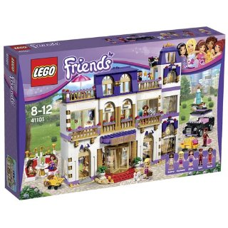 LEGO Friends 41101 - Il Grand Hotel di Heartlake