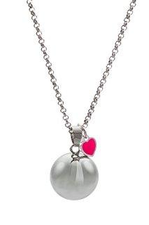 Recensioni dei clienti per Angelcatcher argento M'AMI® placcato con catena in acciaio e cuore smaltato fucsia | tripparia.it