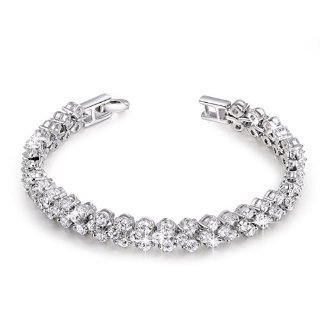Recensioni dei clienti per P & M braccialetto di cristallo