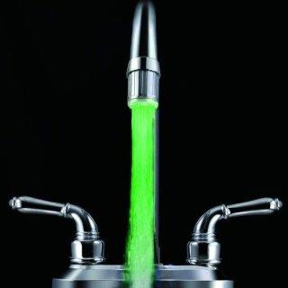 Recensioni dei clienti per SODIAL (R) 3 colore dell'acqua Glow sensore di temperatura LED rubinetto | tripparia.it