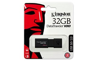 Recensioni dei clienti per Kingston DT100G3 / 32GB DataTraveler 100 G3 - Memoria USB 32GB, USB 3.0 (40MB / s R, 10 MB / s W) | tripparia.it