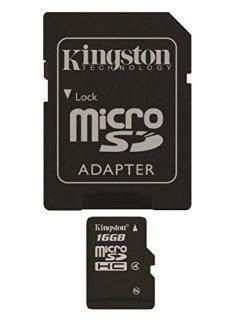 Recensioni dei clienti per Kingston SDC4 / 16GB Micro SDHC da 16GB fino a 4MB / s Scheda di memoria Class 4 (incl. MicroSD per adattatore SD) | tripparia.it