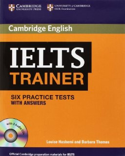 IELTS trainer. Six practice tests wit...