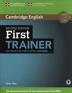 First certificate trainer. Practice t...