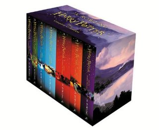 Harry Potter Box Set: The Complete Co...