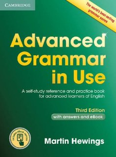 Advanced grammar in use. Book. With a...