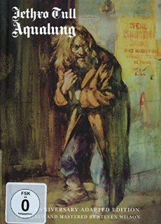 Aqualung (40th Anniversary Adapted Ed...