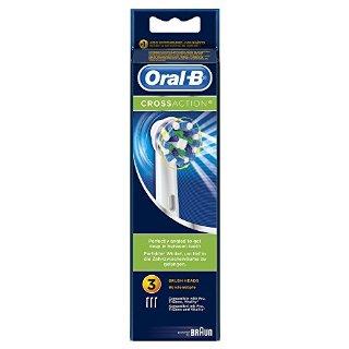 Recensioni dei clienti per Oral-B CrossAction - Testina di riserva 3 unità   tripparia.it