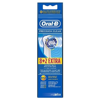 Braun Oral-B Precision Clean 8+2