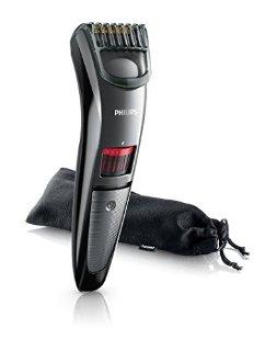 Philips QT4015/16 Serie 3000 Rifinitore per Peli Corti e Barba