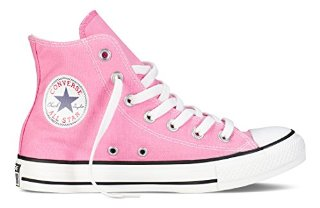 Converse All Star Hi Canvas Sneaker, Unisex Adulto