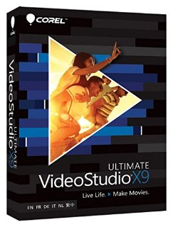 Corel VideoStudio Pro X9 & Ultimate X9