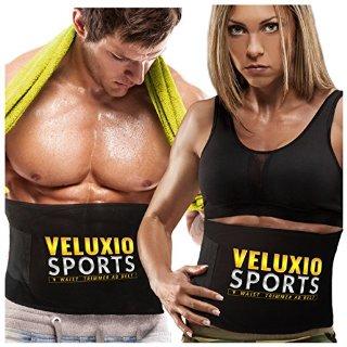 Veluxio Edizione Esclusiva cintura dimagrante per addominali - Taglia unica