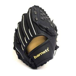 barnett JL-95 REG guanti da baseball, softball, educazione, infield 9,5