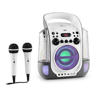 Commenti per Auna Kara Liquida Impianto Karaoke CD...