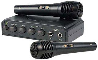 Commenti per Nirvana WE WENI2001 - Mini karaoke nero