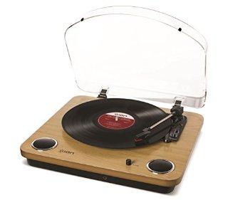 Commenti per ION Audio Max LP, Giradischi in Legno...