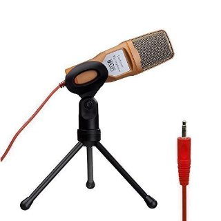 Commenti per Tonor Professionale Microfono a condensatore cardioide con supporto Mic Sound Studio Recording per PC Laptop Computer