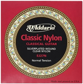 D'Addario EJ27N Set Corde Classica Ej27 Classic Nylon