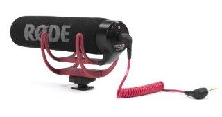 Rode VideoMic Go Microfono Direzionale per Fotocamere DSLR e Videocamere, Nero/Antracite