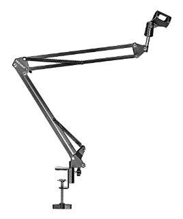 Neewer® Supporto Sospeso di Microfono con Braccio a Forma Forbici(Supporto di Microfono SOLO! Microfono e Antipop Filtro NON inclusi!)